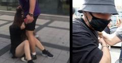 韓国人男性「暴行はしていない。捏造された」と主張