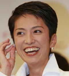"""蓮舫氏、""""ゴルフで英気""""の安倍首相を痛烈批判"""