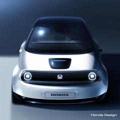 ホンダが新型EV「NEW ELECTRIC VEHICLE PROTOTYPE」を発表予定