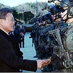 日本の防衛省とは別次元! お粗末な『韓国の、軍隊ごっこ』お遊びレベル
