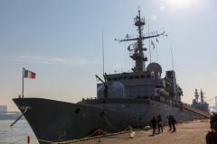 フランス、日本に北朝鮮監視用の艦艇を派遣へ