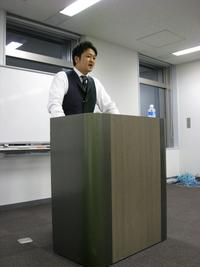 佐藤哲也氏