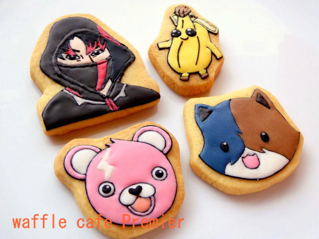 鬼 滅 刃 の アイシング クッキー