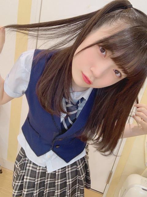 【SKE48】坂本真凛「この衣装もコスプレになってしまう