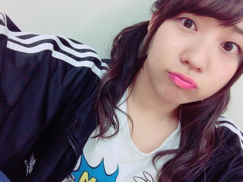 """SKE48日高優月「いっぱい""""頑張れ""""って言って」"""