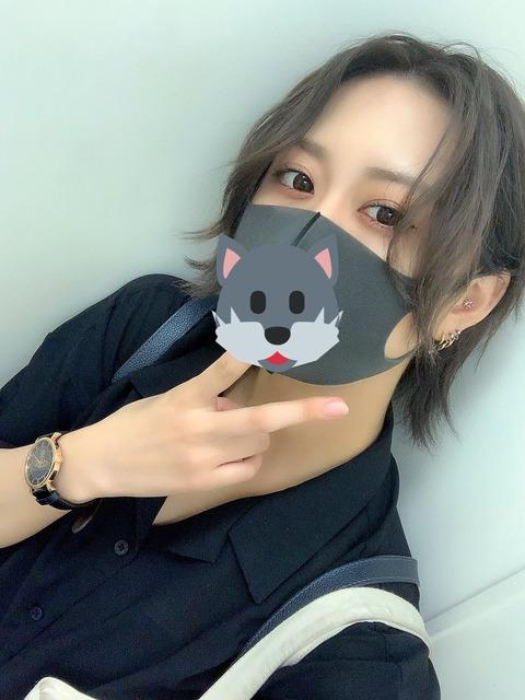 【画像】SKE48 古畑奈和さん、髪を変えイケメンに!