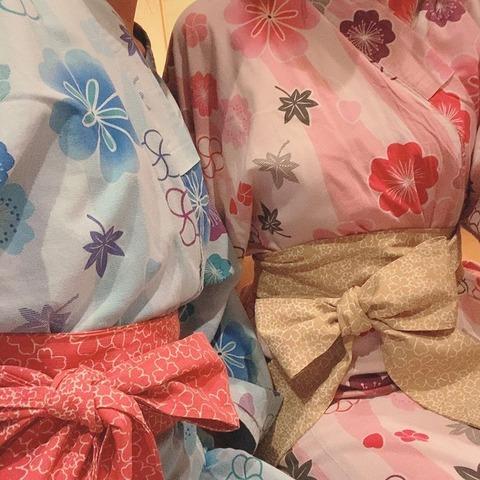 【元SKE】北川綾巴と折戸愛彩が過去picを投稿!!!