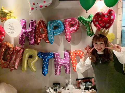 【SKE48】松本慈子、20歳になりましたっ。