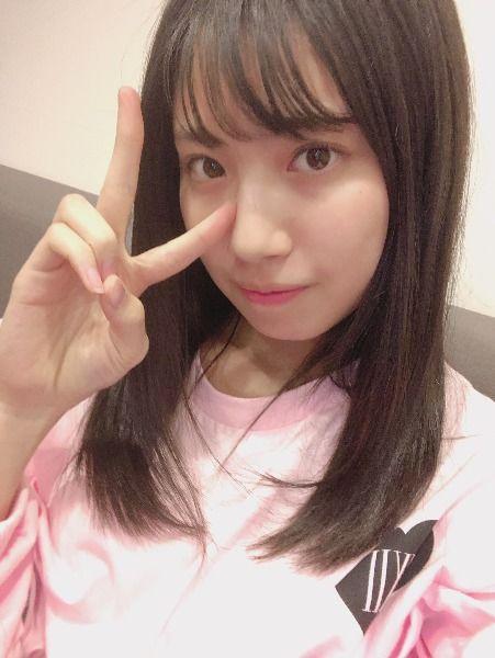 SKE48荒井優希がまた髪の話してる・・・