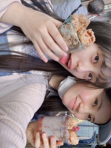 SKE48北川綾巴と竹内彩姫がデートしすぎ問題