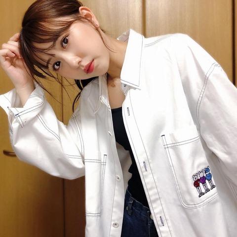 【SKE48】熊崎晴香のくまシャツがせくすぃーーーーー!!!