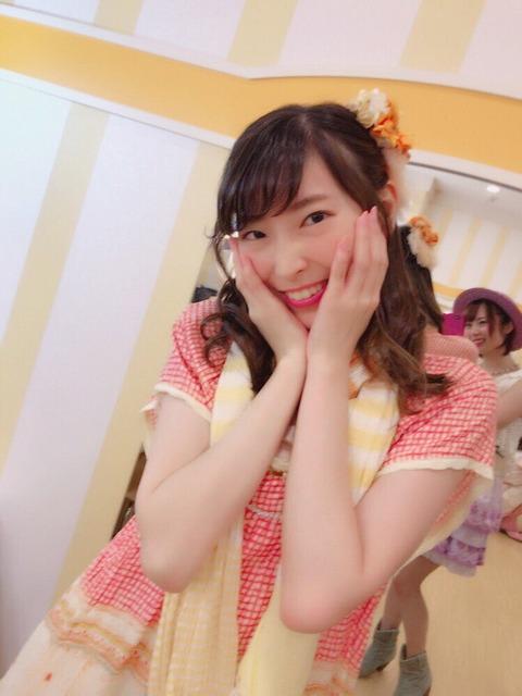 【ちゅりの恩返し】SKE48高柳明音「真那さんが卒業するその瞬間まで全力で恩返しさせてください!」
