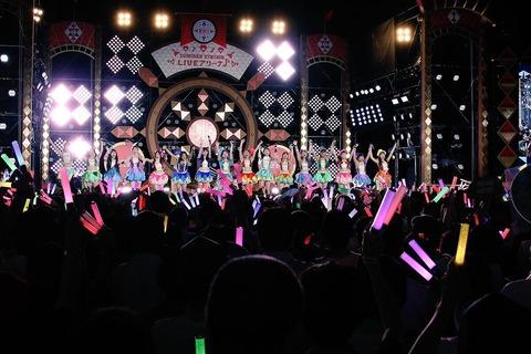 会場が暑く熱かったSKE48 チームEのライブ後の写真!!!