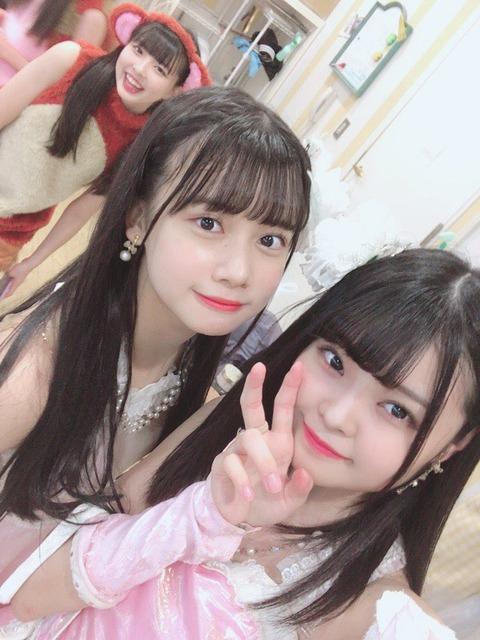 【SKE48】田辺美月「まこぴーーーー。😭😭😭 」