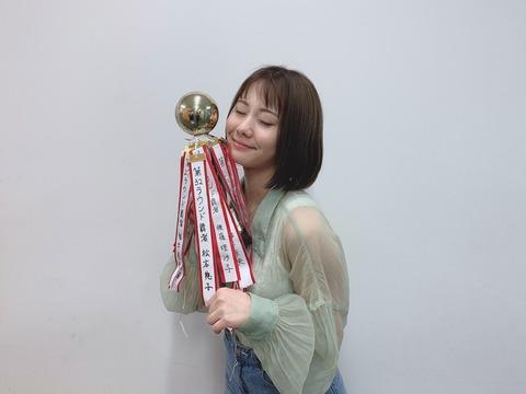 SKE48 松本慈子、有能 10期生 五十嵐早香をラジオのゲストとして出演させる!