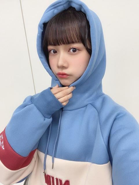 """【SKE48】田辺美月の""""ドラえもん""""スタイルが可愛過ぎ!"""