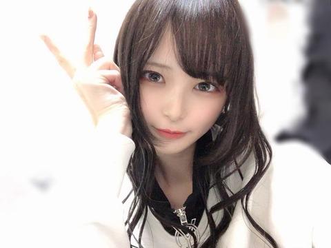 【SKE48】竹内ななみが先を見据え髪色を真っ黒に!