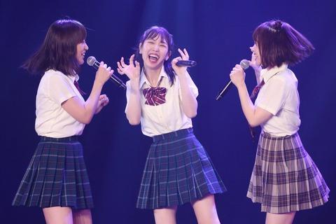 SKE48熊崎晴香生誕祭!滑舌は悪いですが間違いなくこれからのSKEを支えてくれるメンバー!