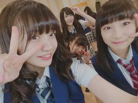 SKE48相川暖花が楽屋でやらかす…