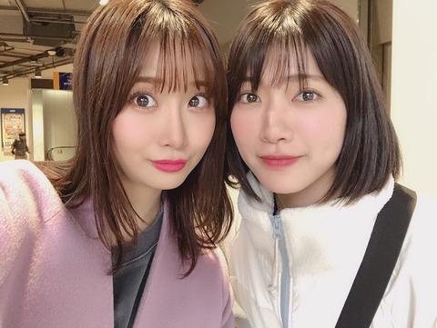 SKE48まとめはエメラルド(まとえめ) : 柴田阿弥と小林亜実、SKE時代 ...