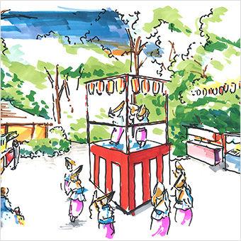 大江戸紀尾井町祭