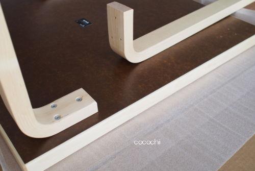 20140306_artek テーブル組み立て06
