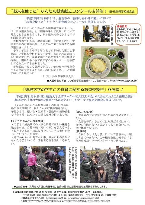 【第3号】ネットワークニュース3月号
