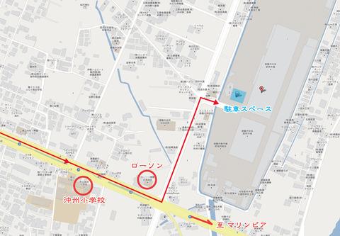 販売のチカラ(経路図)