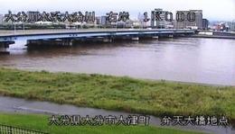 20200707大分川 弁天大橋