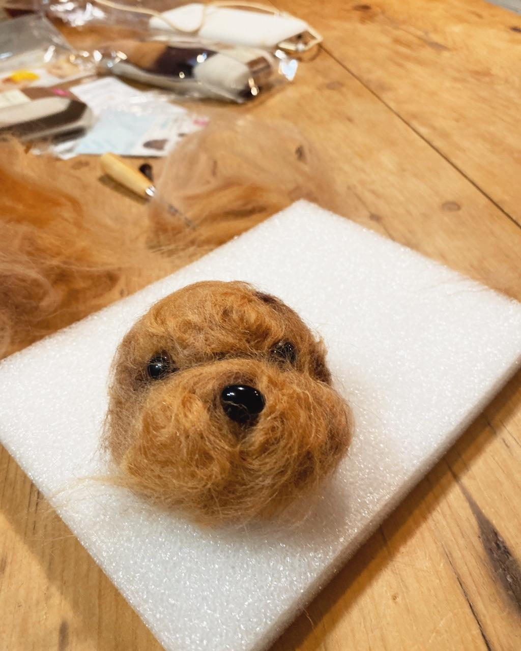 羊毛 フェルト 作り方 ダイソー 小1の夏休み工作|100均ダイソーの羊毛フェルトキットで動物を作ろう