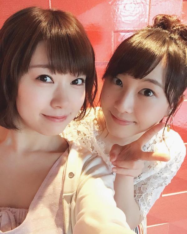 【画像あり】渡辺美優紀と松井玲奈の最新2ショットキタ ...
