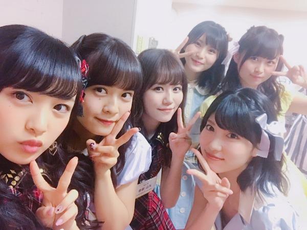 【過激画像】AKB48谷口めぐの幻の胸チラ画像キタ━━(゚∀゚)━━!!