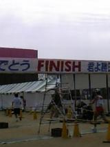 勝田マラソンゴール
