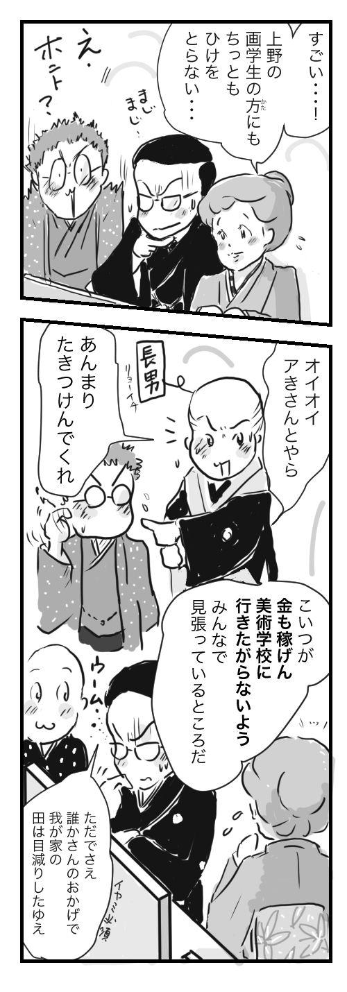 山田12-6−2アキとやら