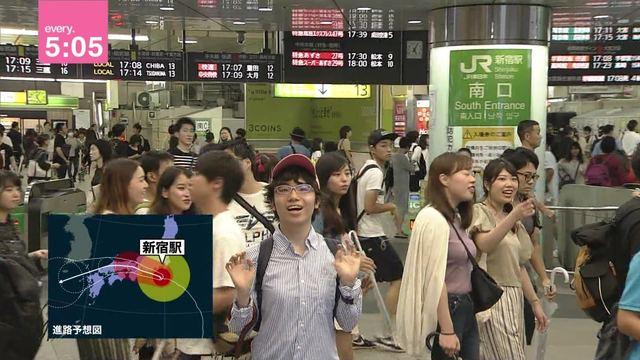 【速報】日テレでヤベーヤツが映り込む放送事故wwwwwww