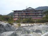 九州ホテルと雲仙地獄