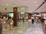 東京駅で待ち合わせは「銀の鈴」で