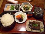 鰻茶漬けセット