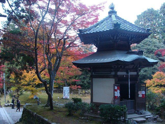 坂本 日吉大社六角地蔵堂