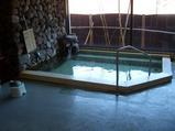津江温泉 浴室