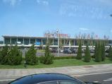 大連空港の外観