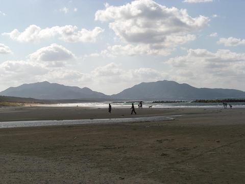 芦屋浜海岸