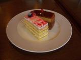 僕の選んだケーキ2点