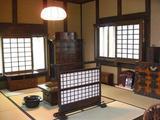 松本民芸館 松本家具の数々