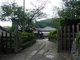 松浦史料博物館への道