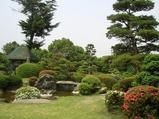 旧伊藤邸の庭園