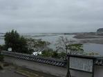 杵築城からの眺め