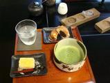 蔦屋 平戸銘菓と抹茶セット
