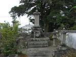 長昌寺 奥方の墓所