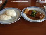 四海楼の豚角煮まんじゅう(とんぶうろう)